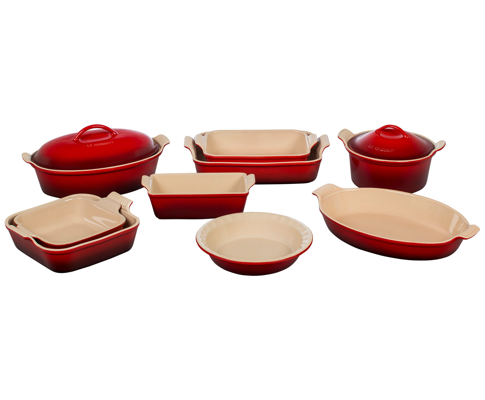 Le Creuset Ultimate Bakeware Set  sc 1 st  Premium Cookware Store  Real Experiences in The Kitchen & Le Creuset Ultimate Bakeware Set | Premium Cookware Store : Real ...